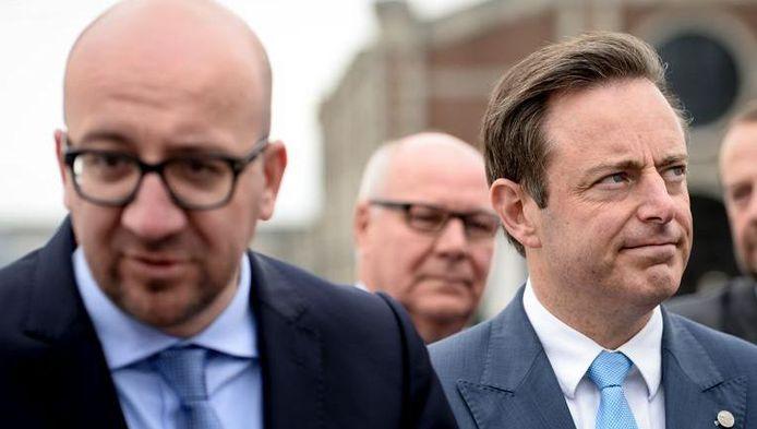 Bart De Wever s'était moqué de la politique budgétaire du gouvernement Di Rupo