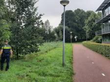 Gemaskerde overvaller Harderwijk ontsnapt in andere kleding en met de fiets, vermoedt de politie