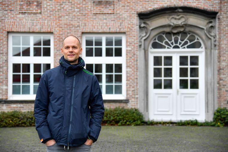 Steven De Schaepmeester komt zijn boek voorstellen in Standaard Boekhandel.