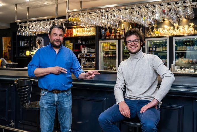 Dries Van Hecke neemt het café Windsor op de Zandberg over van Steven De Graeve