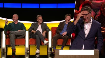 Een Nederlandse komiek die Cultuurminister Gatz naar huis stuurt: het beste uit aflevering 27 van 'De Slimste Mens'