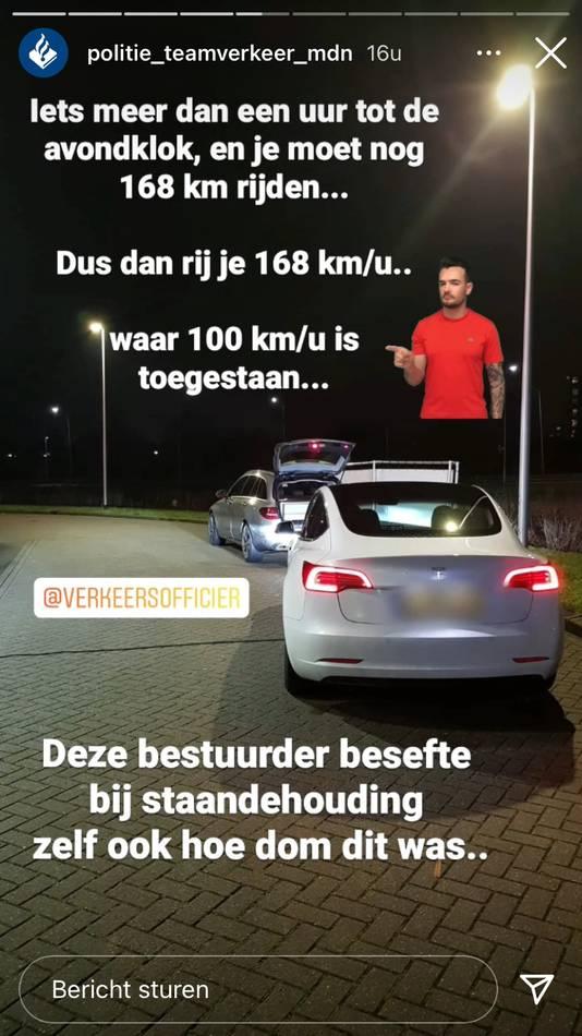 Verkeerspolitie Midden Nederland
