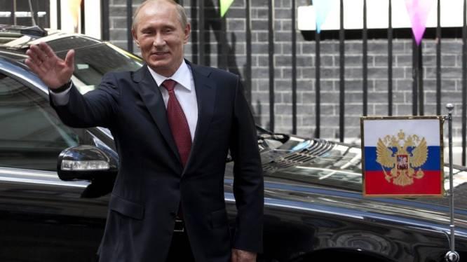 Rusland stuurt marineschepen naar Syrië