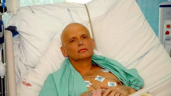 Litvinenko soupçonnait Poutine d'activités criminelles