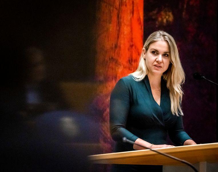 Kamerlid Femke Merel Van Kooten: