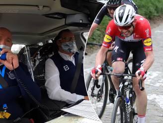 """Unieke blik achter de schermen bij Ronde-triomf van Asgreen: """"Je kan Van der Poel zeker kloppen in de sprint"""""""