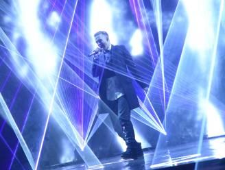 Album Justin Timberlake vorig jaar best verkocht in VS