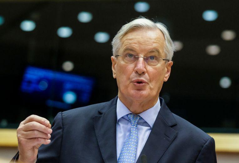 Michel Barnier Beeld AP