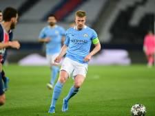 """Un match """"à deux visages"""", un but """"un peu chanceux"""": Kevin De Bruyne analyse la victoire contre le PSG"""