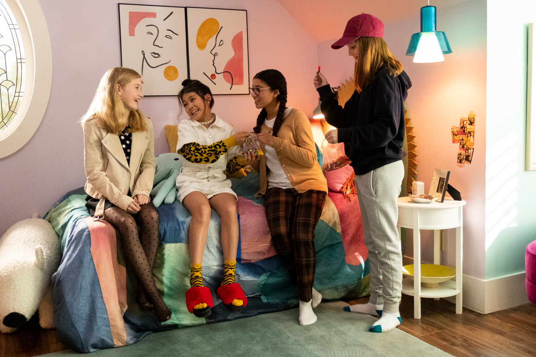 THE BABY-SITTERS CLUB Beeld Kailey Schwerman/Netflix