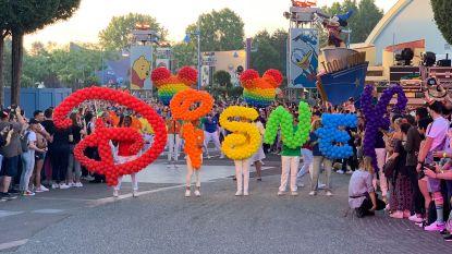 Disneyland Parijs pakt uit met allereerste Gay Pride