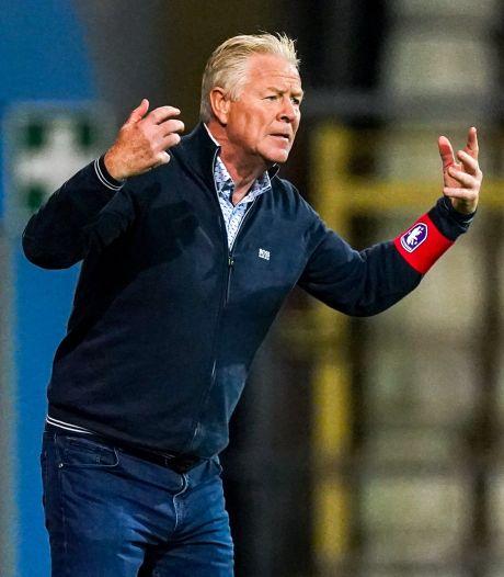 Peter Maes n'est plus l'entraîneur du Beerschot
