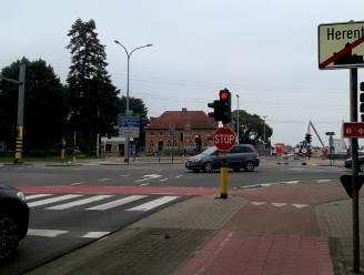 Vrijdag hele dag problemen met verkeerslichten aan kruispunt Ringlaan en Herenthoutseweg