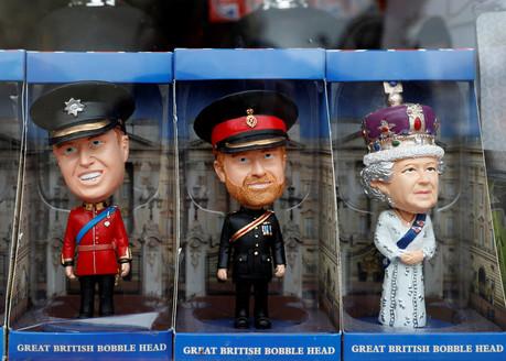 Foto van Klaar voor de 'Royal Wedding' dit weekend? Deze Britten wel