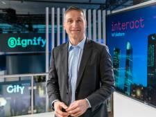 Eindhovense lampenmaker Signify ziet de verlichtingsverkopen in de hele wereld aantrekken