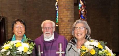 Bisschoppelijke eer voor An Griep en Ans Benneker uit Rossum