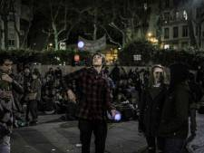 """Nuit debout"": huit interpellations après des incidents à Paris"