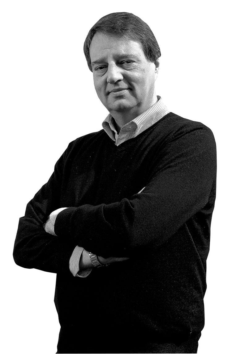 Jules Hanot. Beeld Karoly Effenberger