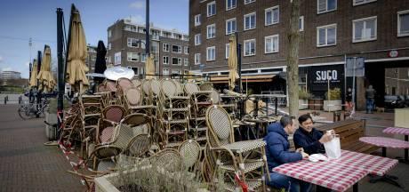 Grote steden doen weer 'dringende oproep' om terrassen te openen