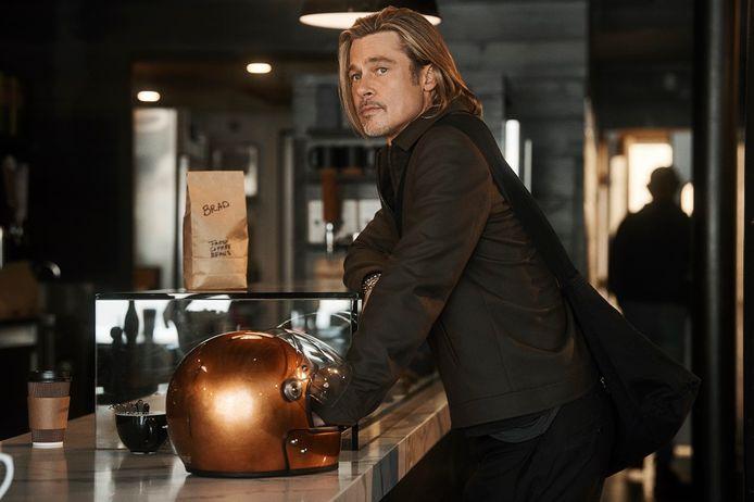 Qui veut prendre un café avec Brad Pitt?