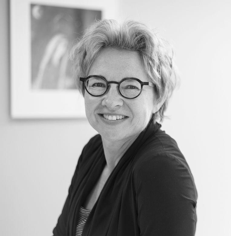 Julia van Weert is hoogleraar Gezondheidscommunicatie aan de Universiteit van Amsterdam. Beeld