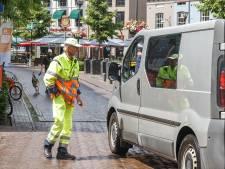 Horecapleinen Zwolle blijven na 'corona' deels autovrij