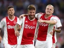 Bekijk hier hoe Hakim Ziyech Ajax langs Sturm Graz leidt