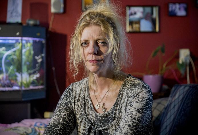 Sandra ten Wolde uit Apeldoorn is fibromyalgiepatiënte.