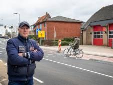 Het ene (bijna-)ongeluk na het andere op 'opgeknapte' weg in Leimuiden: 'Waarom luisteren ze niet naar de bewoners?'