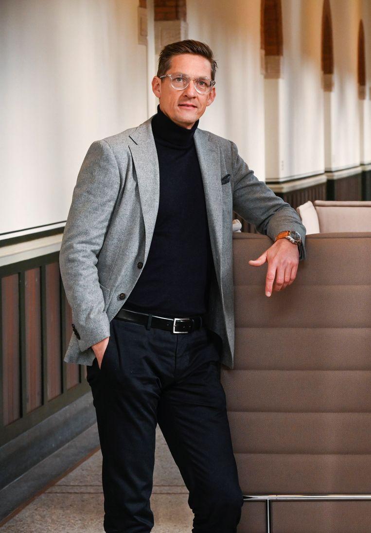 Joost Eerdmans: 'Ik heb altijd mijn principes gevolgd.'  Beeld Hollandse Hoogte / Peter Hilz