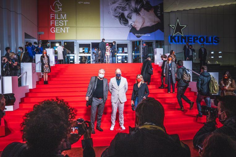 De openingsavond van het vorige Film Fest Gent. De organisatie heeft nu de stad meegekregen in haar plan voor een 'Huis van de Cinema'. Beeld Wannes Nimmegeers