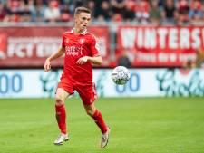 Daan Rots uit 'Grolle': eindelijk weer een aanvaller van eigen bodem bij FC Twente. 'Ik ga altijd recht op het doel af'