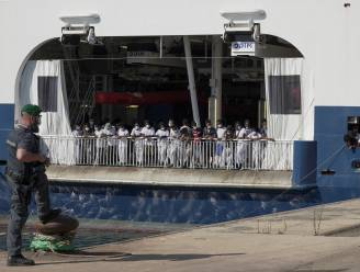 Bijna 300 migranten gered op de Middellandse Zee