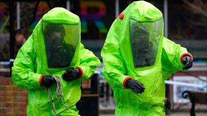 Nieuw incident in Salisbury is vals alarm