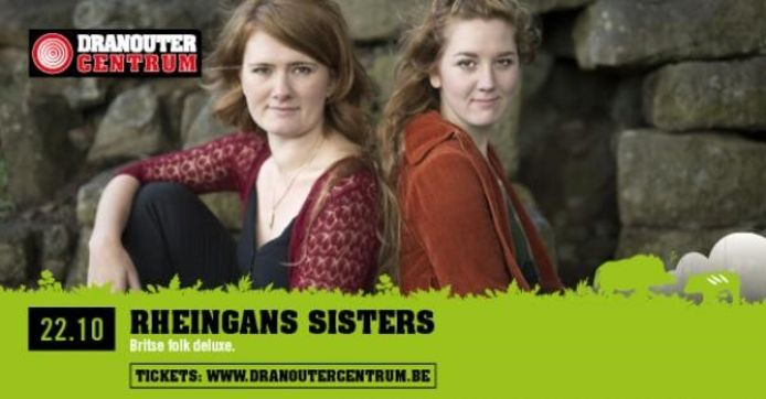 Met The Reingans Sisters stuurt Engeland zijn dochters naar Dranouter.