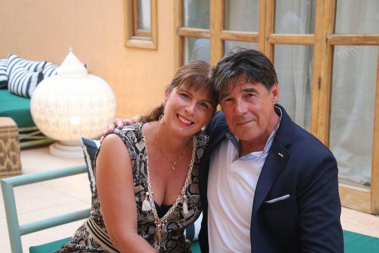 Kathy Verbeeck en Guy Demunter baten B&B La Escapada uit op de grens van Benissa en Moraira aan de Costa Blanca in Spanje.