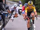 Remco Evenepoel biedt motard Eddy Lissens excuses aan