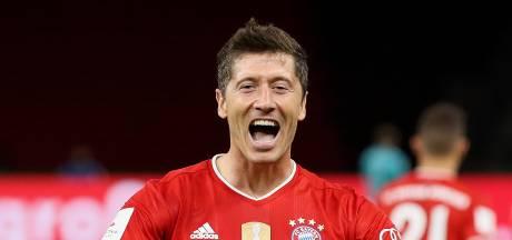 Bayern-trainer vindt Lewandowski beste voetballer ter wereld