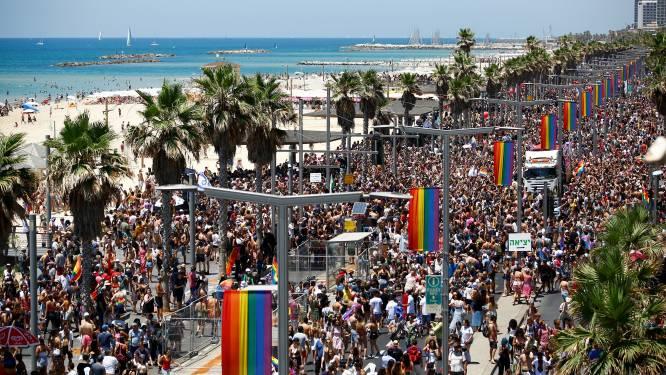 Israëlische politie arresteert man die aanslag op Gay Pride Parade in Tel Aviv plande