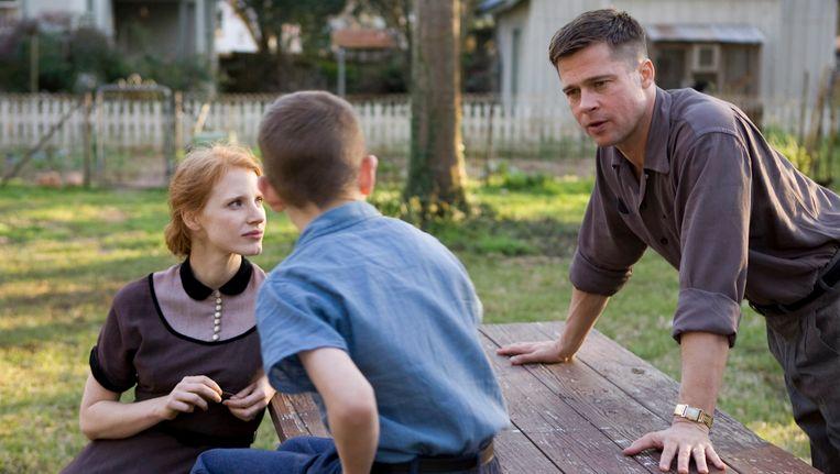 Scene uit de film Tree of Life. Beeld epa