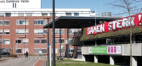 Ziekenhuisopnames in Wageningen en Veenendaal door corona, geen nieuwe sterfgevallen