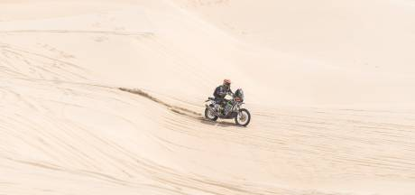 Zware Dakardag voor motorrijdster Pol uit Borne