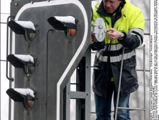 Seinlicht Buizingen hapert voor derde keer in één maand