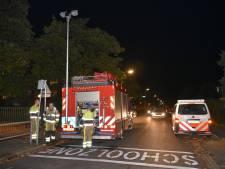 Politie zoekt twee jongens voor brandstichting in container bij basisschool in Nijmegen