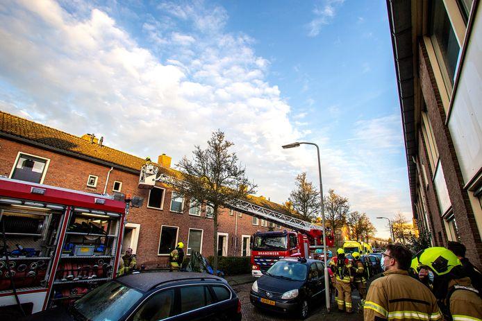 Bij de woningbrand aan de Prinses Margrietstraat in Gorinchem in december kwam de 70-jarige bewoonster om het leven.