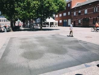 Aalsterse fonteinen worden aangezet op 1 juli