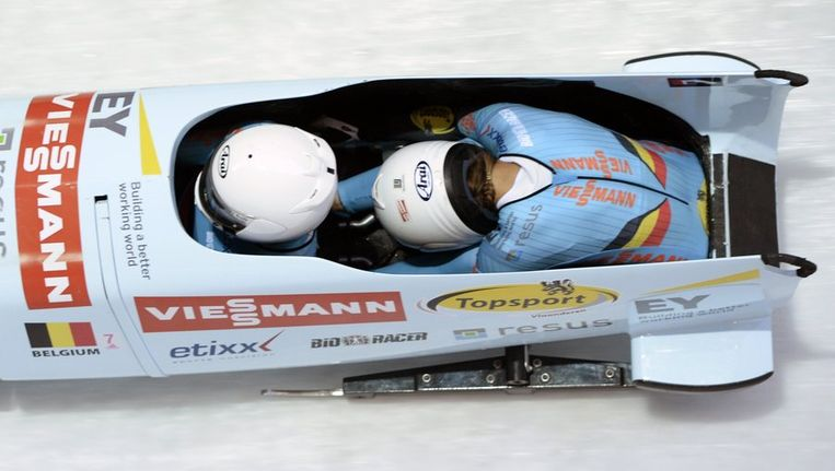Elfje Willemsen en Hanna Mariën Beeld PHOTO_NEWS