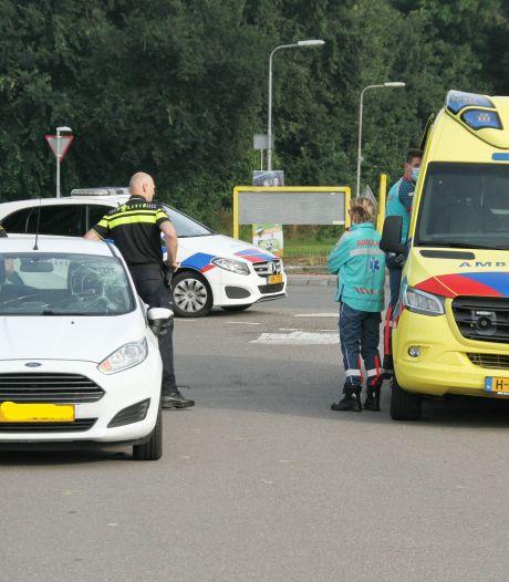 Wielrenner gewond bij botsing met auto op Goorseweg in Lochem