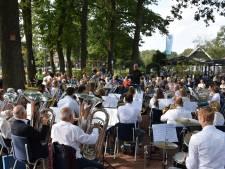 St. Caecilia Saasveld zet zeven jubilarissen in het zonnetje