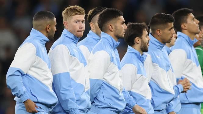 Kevin De Bruyne is niet langer vice-aanvoerder bij Manchester City